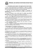 TRIBUNAL DE CONTAS DO ESTADO DE SÃO PAULO - Page 6