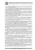 TRIBUNAL DE CONTAS DO ESTADO DE SÃO PAULO - Page 7