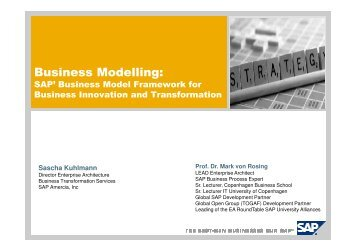 Business Modelling: - tud.ttu.ee