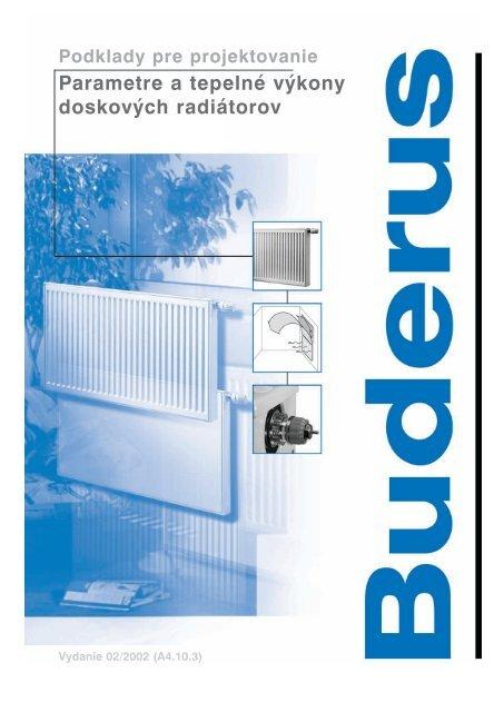 proj_podklady/Radiatory/Radiatory_pp.pdf (14462kB) - Buderus