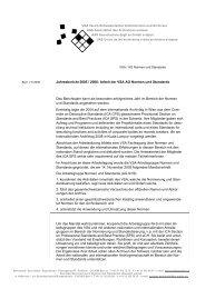 Jahresbericht 2005 / 2006 - Verein Schweizerischer Archivarinnen ...
