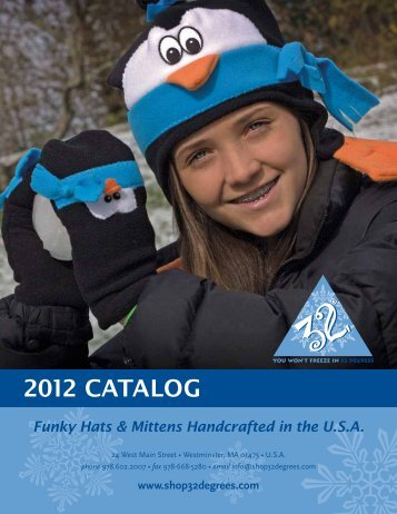 2012 CATALOG - LM Marketing