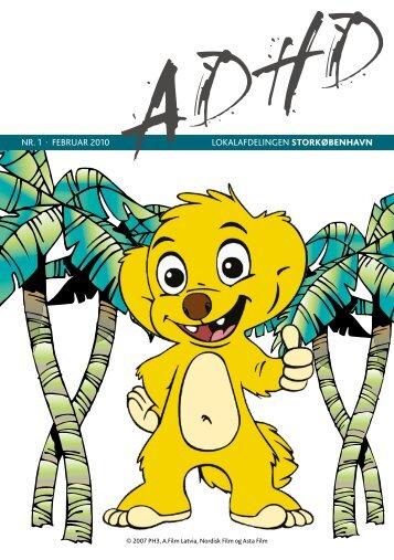 NR. 1 · febRuaR 2010 LokaLafdeLiNgeN Storkøbenhavn - ADHD ...