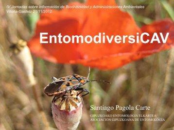 Entomología - Gbif.es