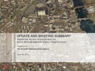 TOD Master Plan for South Norwalk Station - Sustainable NYCT