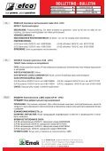 bollettino - bulletin - Paul Forrer AG - Page 3