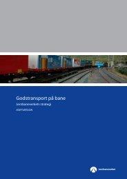 Godstransport på bane - Jernbaneverket