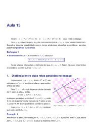 aula_retas_geometria analitica.pdf - Ufersa