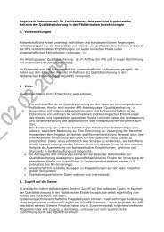 Regeln der Autorenschaft für wissenschaftliche Publikationen
