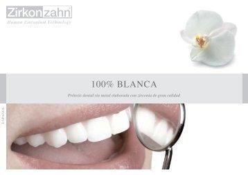 100% BLANCA - Zirkonzahn