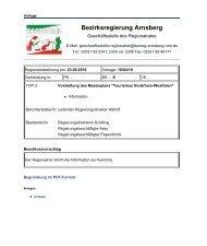 TOP 3 - Bezirksregierung Arnsberg - Landesregierung Nordrhein ...