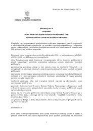 Informacja nr 29/2012 - Urząd Regulacji Energetyki