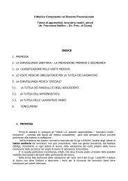 Il Medico Competente nel Sistema Prevenzionale Tutela ... - Asl Como