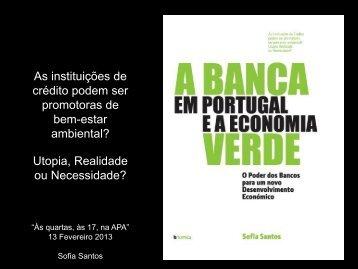 13.02.2013 - Agência Portuguesa do Ambiente