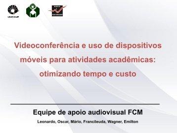 Download da apresentação - Unicamp