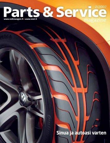 magazine - Volkswagen