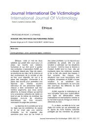 Rodat APA PDF - Journal International de Victimologie