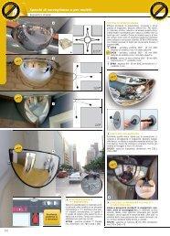 Specchi di sorveglianza e per muletti - Logismarket