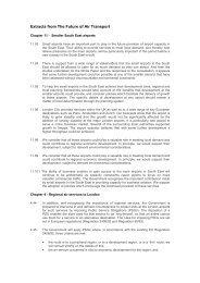 see page 2 of minutes - London City Airport Consultative Committee