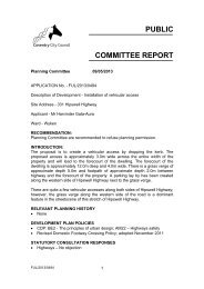 Application FUL/2013/0494 - 331 Hipswell Highway PDF 437 KB