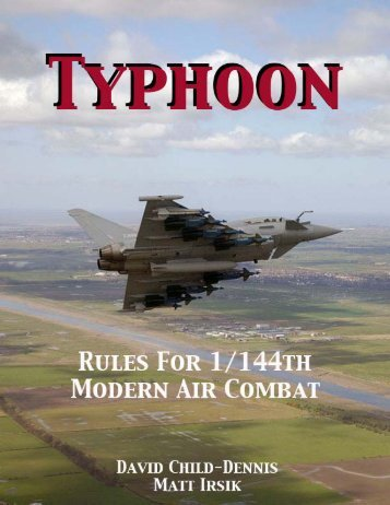 Typhoon - Wasatch Front Historical Gaming Society