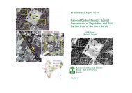 National Carbon Project - Kerala Forest Research Institute