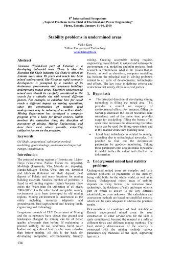 134 Karu stability - ResearchGate