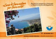 23 - 30 giugno 2013 - Società Italiana Medicina Funzionale