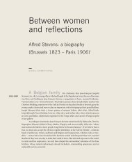 Between women and reflections - Van Gogh Museum