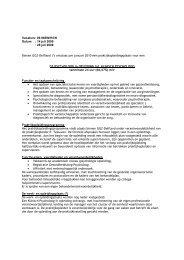GGZ Delfland vacature KP v&o 09.866 J- Klinisch ... - RINO Groep