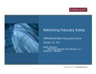 Rethinking Fiduciary Duties