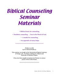 Biblical Counseling.pdf - Online Christian Library