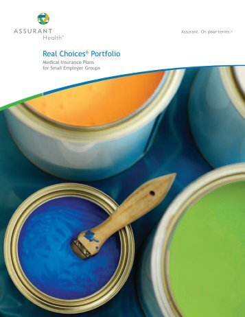 Real Choices® Portfolio - Resource Brokerage