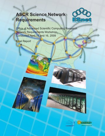 ASCR Science Network Requirements - ESnet