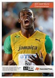 2011 IAAF World Championships