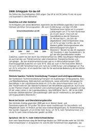 bfi-Bildungsstatistik 2009