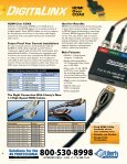 • HDMI over COAX Extenders • High-Speed HDMI Cables • HDMI ... - Page 2