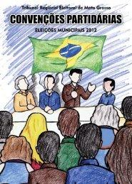 sumário - Tribunal Regional Eleitoral de Mato Grosso