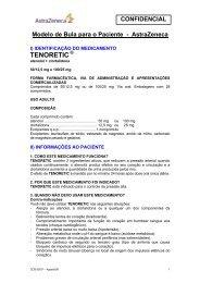 Atenolol + clortalidona - Ultrafarma