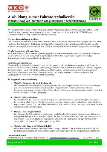 Info Sheet Berufsakademie Handelpdf Wifi Salzburg