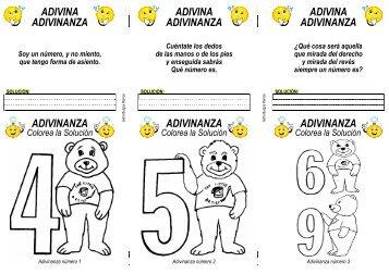 los números 2 - Actiludis
