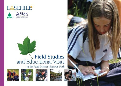 Field Studies and Educational Visits - Peak District National Park ...