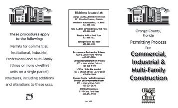 Commercial, Industrial & Multi-Family Construction