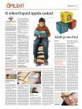 Artikleid saab lugeda siin! - Riiklik Eksami ja Kvalifikatsioonikeskus - Page 2