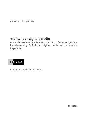 Grafische en digitale media - Het Hogeronderwijsregister