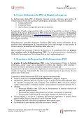 Guida alla compilazione della pratica per l'iscrizione della PEC - Page 4