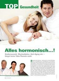 Alles hormonisch...! - TOP Magazin