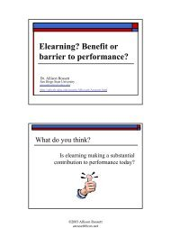 Elearning? - The College of Education - San Diego State University