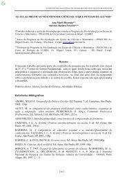 AS AULAS PRÁTICAS NO ENSINO DE CIÊNCIAS - Axpfep1.if.usp.br