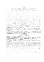 Legea nr. 552 din 18.10.2001 privind evaluarea si acreditarea in ...